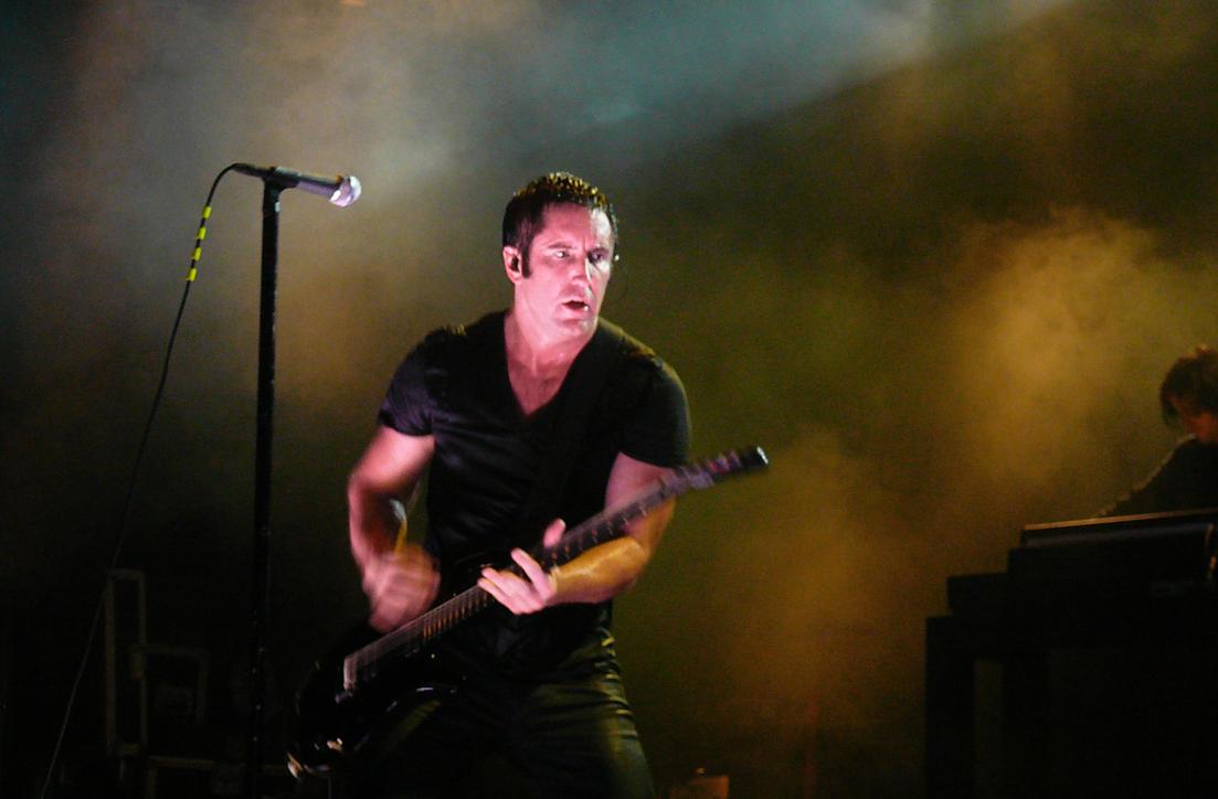 Trent Reznor Guitar by ~backoflove on deviantART