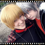 Rin and Akira