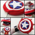 Captain America purse