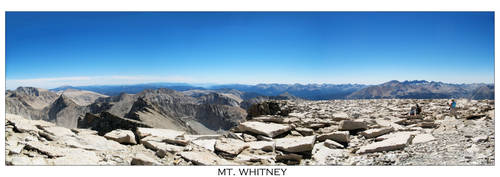 Conquering Whitney by stwin