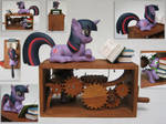 Twilight Sparkle: Reading is Magic