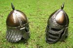 Skyrim Stormcloak Helm