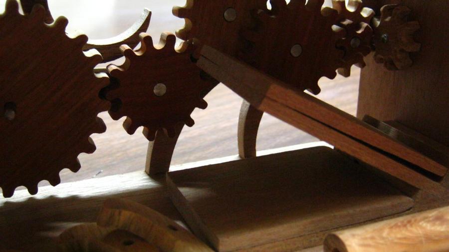 Pony Automaton #3 Teaser (WIP) by renegadecow