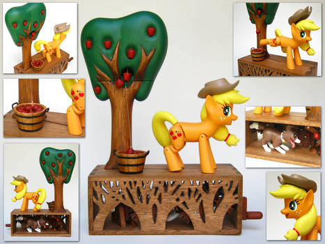 Applejack's Apple Harvest