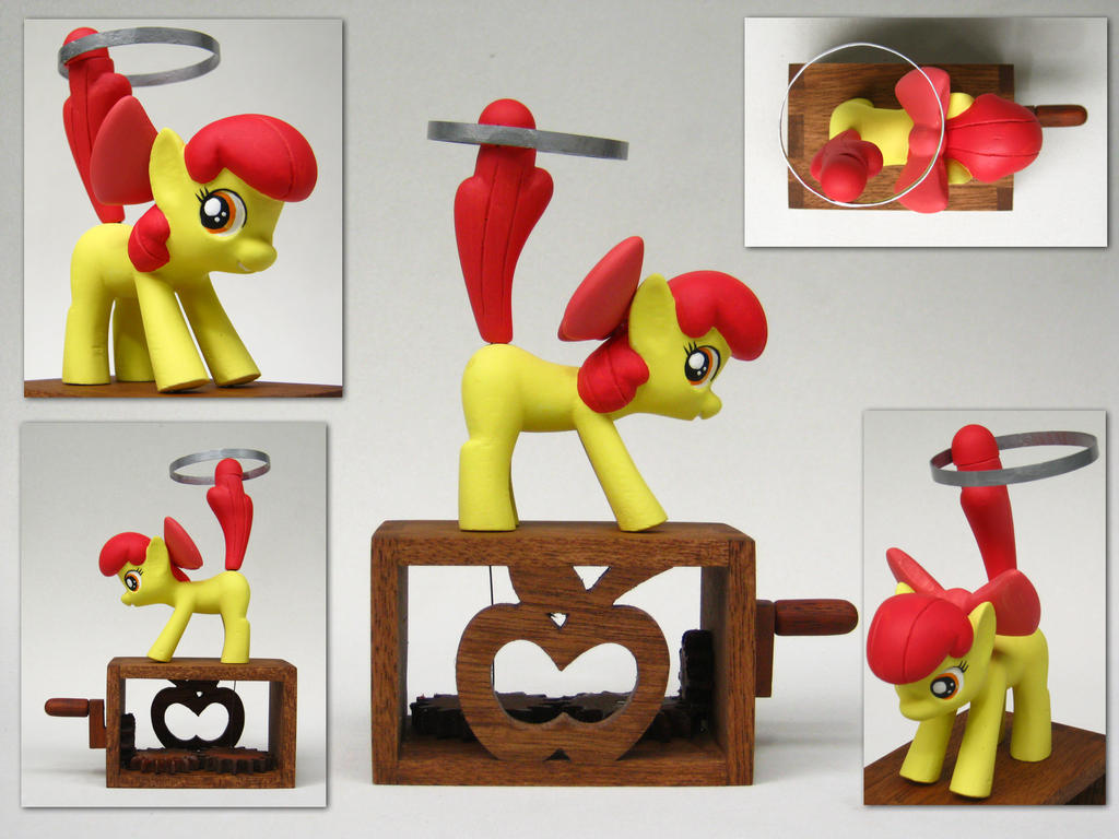 Apple Bloom by renegadecow