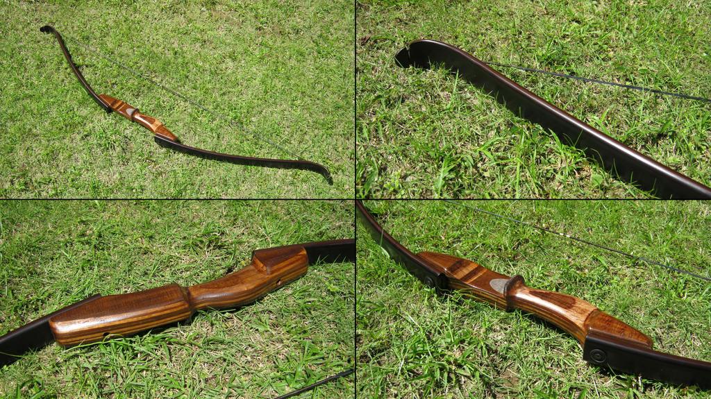 PVC Takedown Recurve Bow by renegadecow