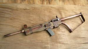 Fallout 4 Pipe Rifle