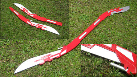 Elite Praetorian Guard Double Blade