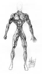Monkey King Body Concept Art by mikerivero