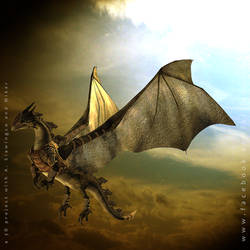 Dragon Test Render B