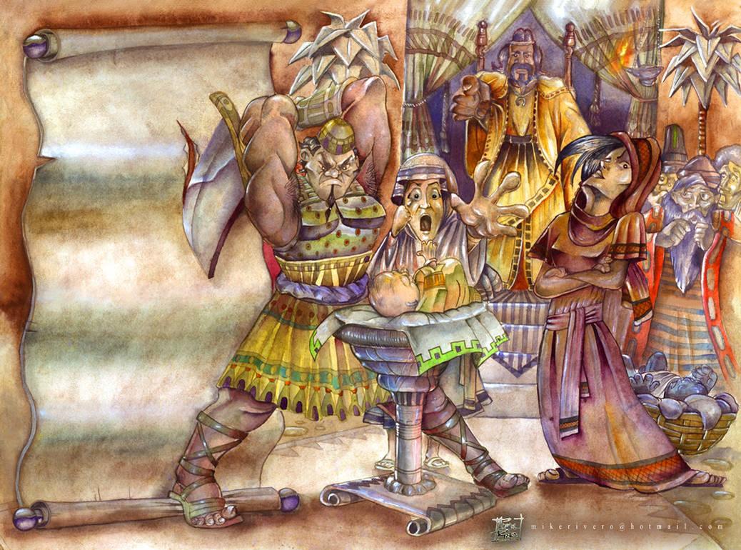 King Solomon