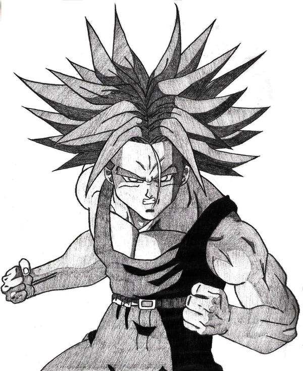 Trunks 2 by l--unbound--l