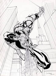 Spiderman practice, original by (see comments) by l--unbound--l