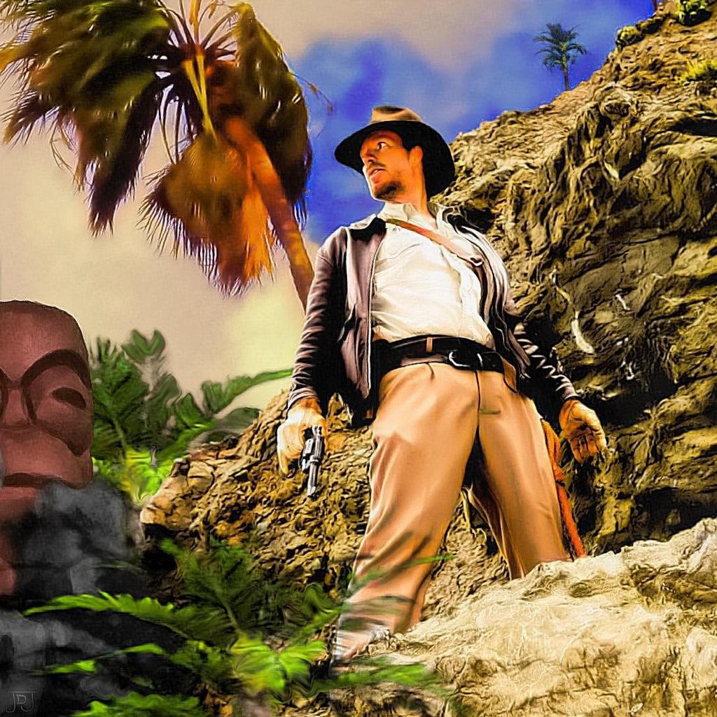 Indiana Jones and the Tiki's Curse