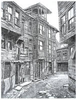 Turkish Merchant District by topazlights