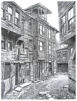 Turkish Merchant District