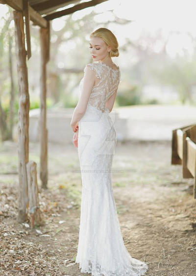So Gorgeous Wedding Dress By Whiteazalea On DeviantArt