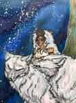 princess mononoke by Celjolartz