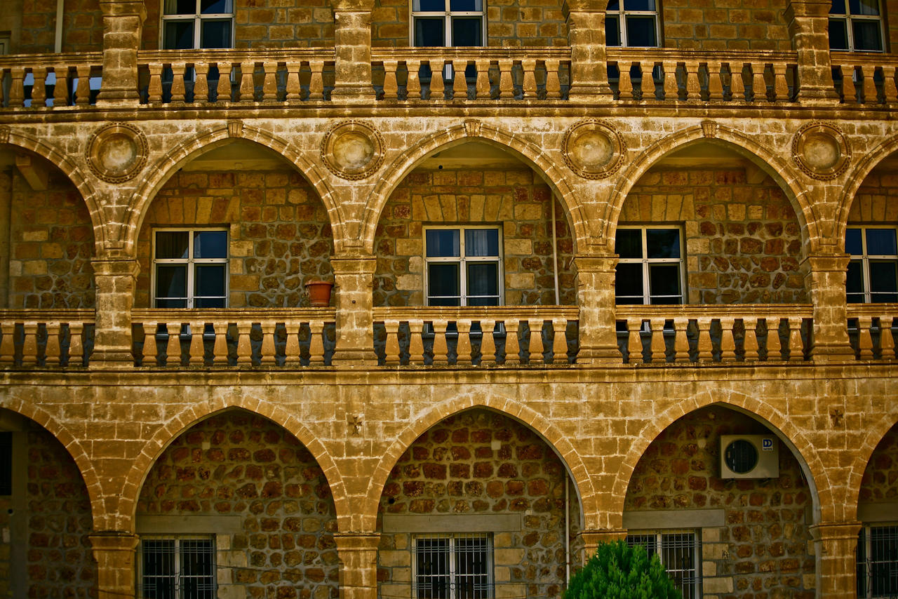 Oldest Monastery of Suryanians... by Hermetic-Wings