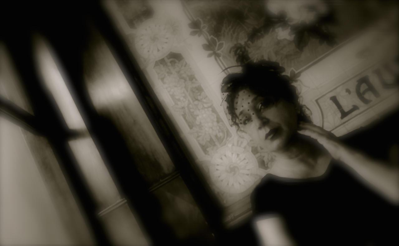 Meet me on - Patisserie Marquize- by Hermetic-Wings