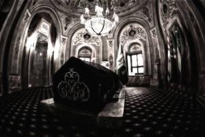 Tomb of Ertugrul Ghazi by Hermetic-Wings