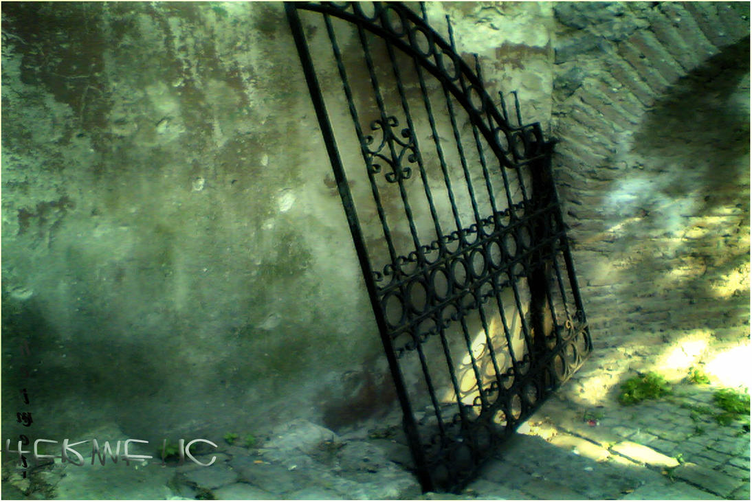 Left Alone by Hermetic-Wings