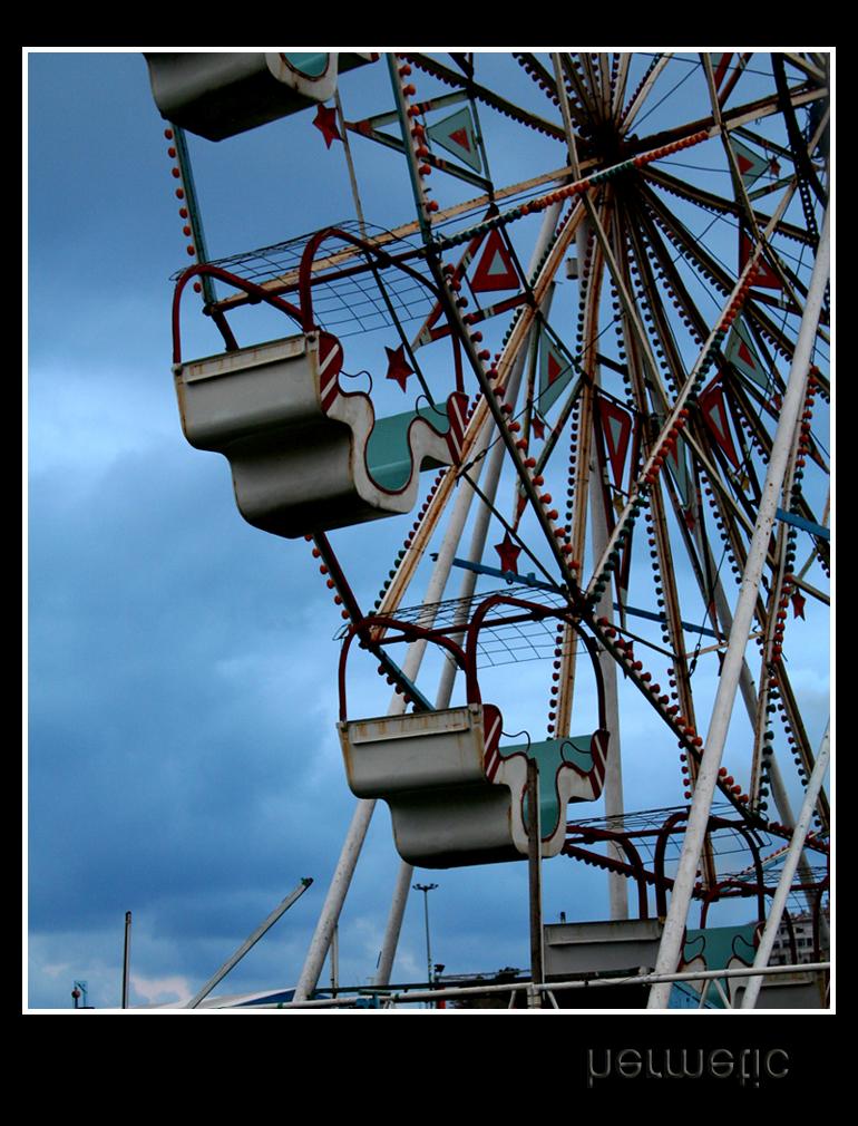 Wheel of Joy by Hermetic-Wings