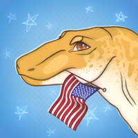 Cheeto - Utahraptor Profile 2