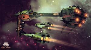 Insurgent's Armada: Cosmic Rest