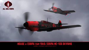 House of Cobra 1945: COBRA ME-109