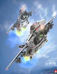 SDF MACROSS: Hot Wings Vol09