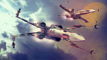 Rogue Wings: Pastel Hammer Pt05