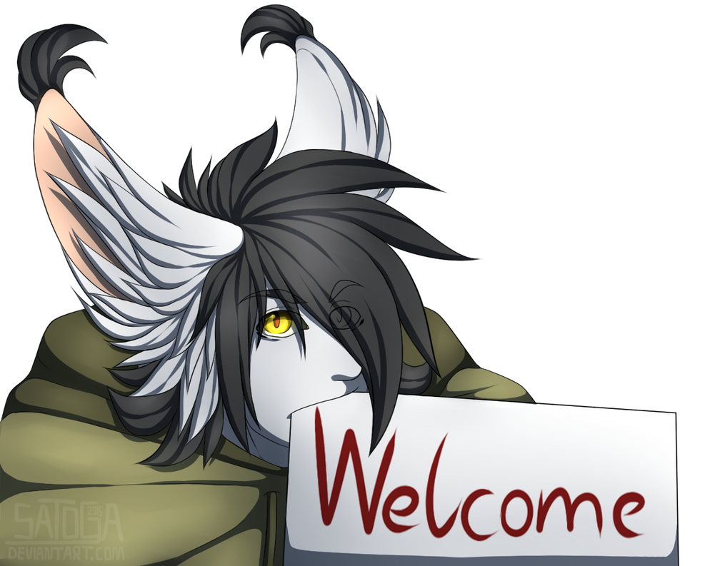 Welcome by Satoga