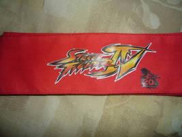 Ryu's Headband by AKUMAGOUKIDEMON666