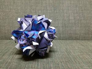 Modular Floral Origami (Remake)