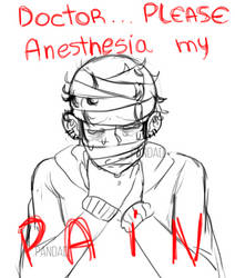 Anesthesia by JustBeastt