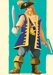 Pirat by gothicAge