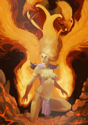 Fire and Ashes by gothicAge