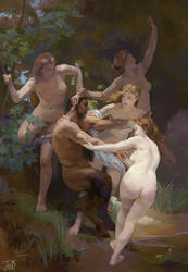 Bougereau by gothicAge