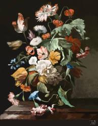 Ruysch Still-Life by gothicAge