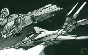 Ships-speedpaint