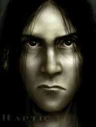 Young Snape by HapticMimesis