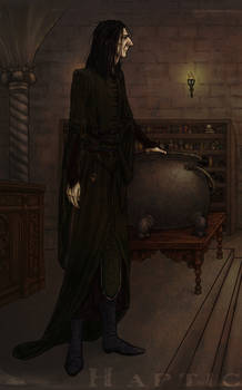 The Potions Master