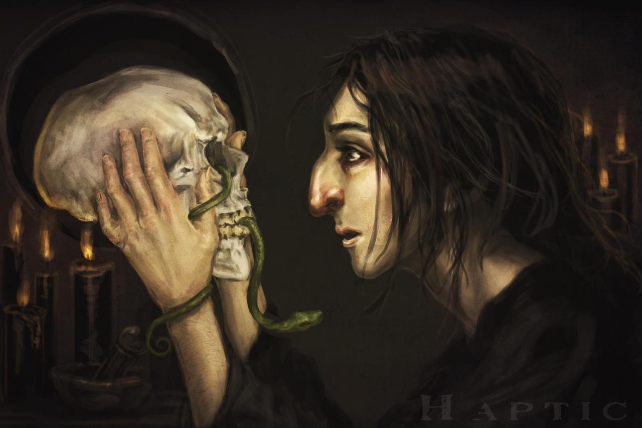Black Magic by HapticMimesis
