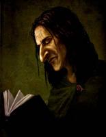 Severus by HapticMimesis