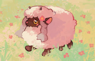 wooloo!!!!!!!! by VRchimp