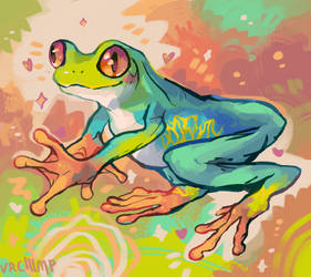froggy life
