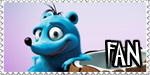 Morton Fan Stamp by Prodigies