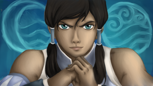 Avatar Korra of the Water Tribe