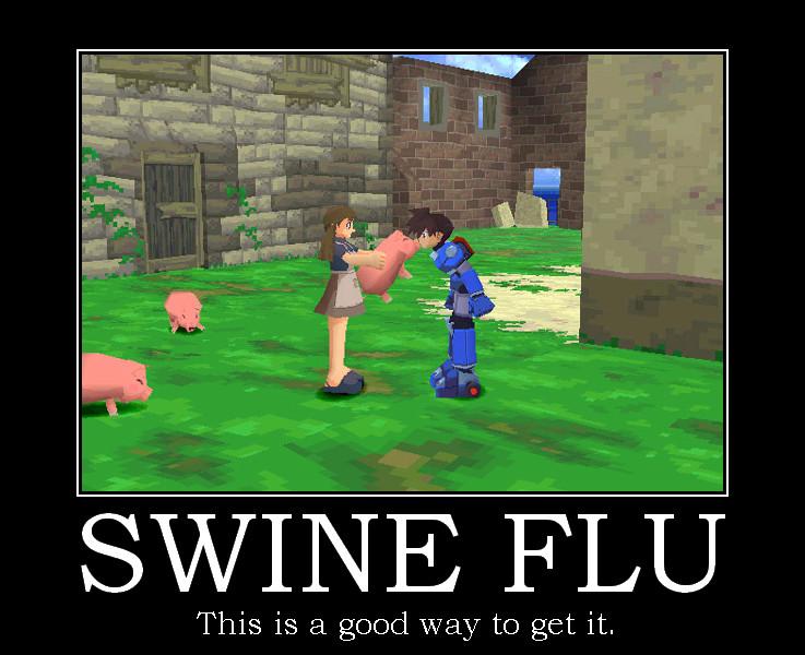 Swine Flu by Viper-X27